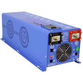 AIMS Power 6000 Watt Pure Sine Inverter Charger 120/240VAC Output, PICOGLF60W24V240VS
