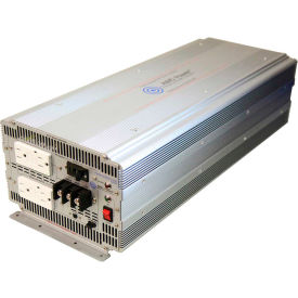 AIMS Power 5000 Watt Pure Sine Power Inverter with GFCI, PWRIG500012120S