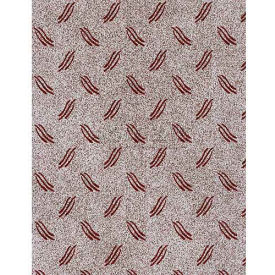 """Americo Tablecover, Casual Waves, 54"""" x 75', Vinyl, Concord Roll by"""