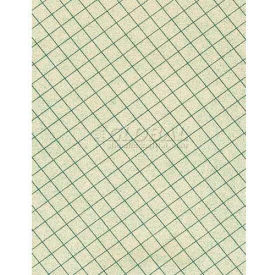 """Americo Tablecover, Crisp & Clean, 54"""" x 75', Vinyl, Silverpine Roll by"""