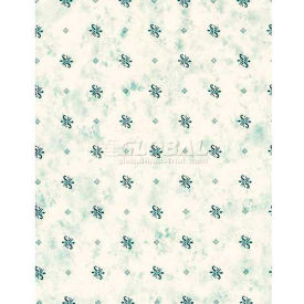 """Americo Tablecover, Always Refined, 54"""" x 75', Vinyl, Spearmint Roll by"""