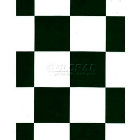 "Americo Tablecover, Checkmate, 54"" x 75', Vinyl, Hunter Green Roll by"