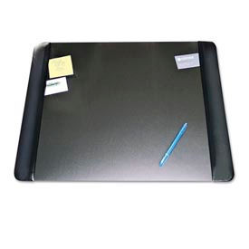 Executive desk pad, leather-like, 19 x 24
