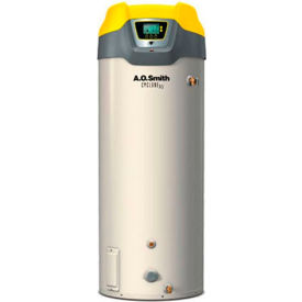 AO Smith BTH-300A Cyclone XI Commercial Tank Type Water Heater Nat Gas 130 Gal. 300000 BTU