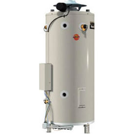 AO Smith BTR-198 Master-Fit Commercial Tank Type Water Heater Nat Gas 100 Gal. 199000 BTU
