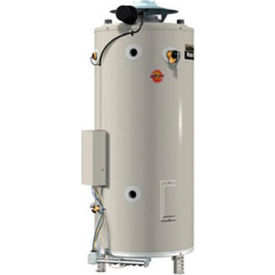 AO Smith BTR-199 Master-Fit Commercial Tank Type Water Heater Nat Gas 81 Gal. 199000 BTU
