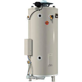 AO Smith BTR-200 Master-Fit Commercial Tank Type Water Heater Nat Gas 100 Gal. 199000 BTU