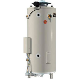 AO Smith BTR-251 Master-Fit Commercial Tank Type Water Heater Nat Gas 65 Gal. 251000 BTU