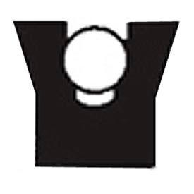 APG Urethane 92 Durometer Std Lip Seal - L12501000 - Min Qty 10