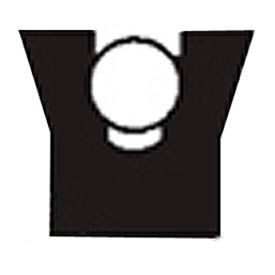 APG Urethane 92 Durometer Std Lip Seal - L37502500 - Min Qty 5