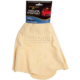 Tanner's Select Natural Chamois 4 Sq. Ft. - 6 Pack