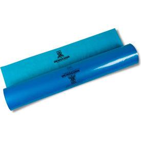 "Armor Poly VCI Sheeting 240"" x 100' 6 Mil Blue Roll"