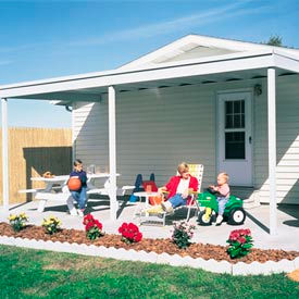 Arrow Shed 10' x 20' Attached Carport