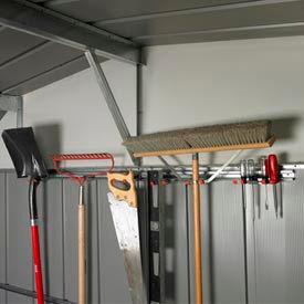 Arrow Shed Tool Hanging Kit