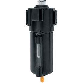 "Arrow Standard Coalescing Filter F552FW, Zinc Bowl, 1/4"" NPT, 175 PSI"