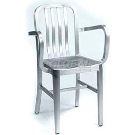 Alston Quality Aluminum Dining Armchair