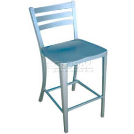 "Alston Quality Diana Aluminum Stool 30""H"
