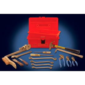 AMPCO® M-49 Non-Sparking 16 Piece Tool Kit