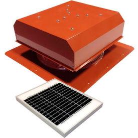 Attic Breeze® GEN 2 AB-2022D-TCT Self-Flashing Detached Solar Attic Fan 20W Terra Cotta