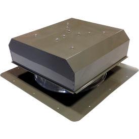 Attic Breeze® GEN 2 AB-3022D-GRY Self-Flashing Detached Solar Attic Fan 30W Gray