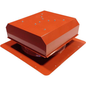 Attic Breeze® GEN 2 AB-3022D-TCT Self-Flashing Detached Solar Attic Fan 30W Terra Cotta