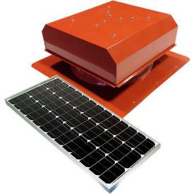 Attic Breeze® GEN 2 AB-6022D-TCT Self-Flashing Detached Solar Attic Fan 60W Terra Cotta