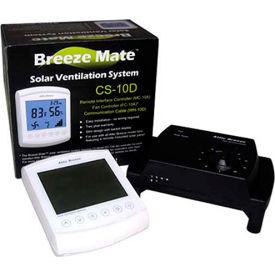 Attic Breeze® Breeze Mate™ CS-10D Solar Ventilation System (Detached Models Only)