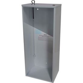 Buddy Product Fire Extinguisher Cabinet, Surface Mount, 20 Lbs. Capacity, 8017-9