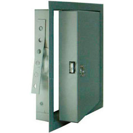 """Fire-Rated & Insulated Metal Access Panel, White, 24""""W x 48""""H"""