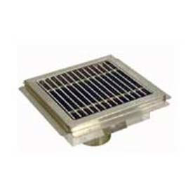 Stainless Steel Grate For Floor Drain 12 x 12