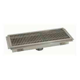 Drains traps floor drains floor trough 24l x 12w x for 12 x 12 floor drain grate