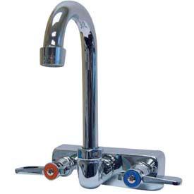 """3-1/2"""" Splash Mounted Replacement Gooseneck Faucet"""