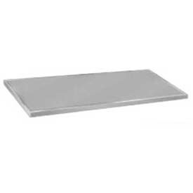 "Advance Tabco VCTC-308 96""W x 30""D Countertop, Flat, 16 Ga. Type 304 S/S, Satin Finish"