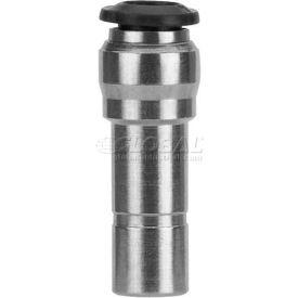 Alpha Fittings Reducer 50700N-6-4, 6mm Tube x 4mm Thread - Pkg Qty 5