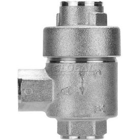 """Alpha Fittings Quick Exhaust Valve 82650-06, 3/8"""" Female Nptf - Min Qty 5"""