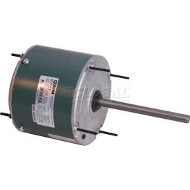 "Rotom CF-3732, 5.5"" Dia. Residential Condenser Fan Motor w/ Ball Bearings - 1/4"