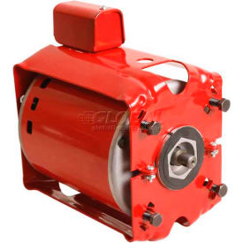 "Alltemp CP-R1352, 5.5"" Dia. Hot Water Circulator Pump Motor w/ Ball Bearings - 1/6 HP, 5A"