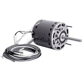 "Alltemp DD-3588, 5.5"" Dia. Permanent Split Cap Direct Drive Motor w/ Sleeve Bearings - 1/2 HP, 5A"