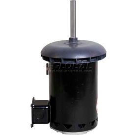 """Alltemp M5-T1534, 5.5"""" Dia. Three Phase Commercial Condenser Fan Motor - 3/4 HP, 4.0/2.0A"""