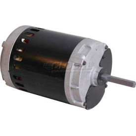 "Alltemp M5-T2533, 6.5"" Dia. Three Phase Commercial Condenser Fan Motor - 1/2 HP, 1A"