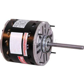 "Alltemp R6-R43601, 5.5"" Dia. Direct Drive Motor w/ Sleeve Bearings - 1/2-1/6 HP, 3.9A"