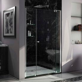"""DreamLine™ Allure Adjustable Pivot Shower Door SHDR-4248728-01, 48"""" to 55"""""""
