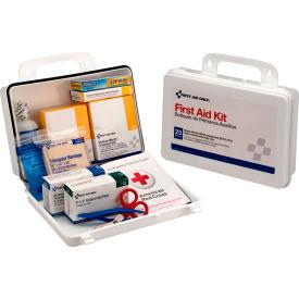 Pac-Kit® #25 ANSI Plus Weatherproof Plastic First Aid Kit