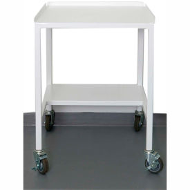 """Air Science® CARTP536 Fume Hood Mobile Stand with Locking Casters, 36""""W x 28""""D x 34""""H"""