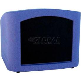 Summit™ Chameleon Desktop Lectern, Purple Granite Shell/Maple Front Insert