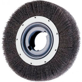 Wide Face Crimped Wire Wheel Brushes, ADVANCE BRUSH 81248