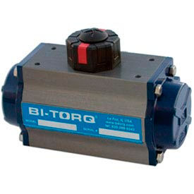 Double Acting Pneumatic Actuator; 2210 In Lbs @ 80Psi