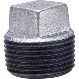 Anvil 2 Galv Ci Solid Sq Head Plug