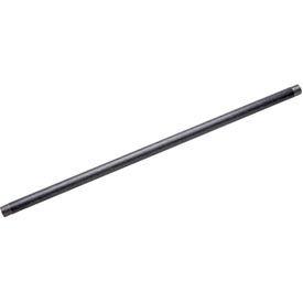 Anvil 1-1/4 In. X 48 Ft. Standard Black A53 In. Ready Cut Pipe