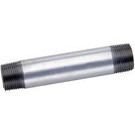 Anvil 1-1/4x8 Std Galv Steel Cw Nipple